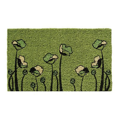 Artemesia Two-Lips Doormat Size: 16 x 26