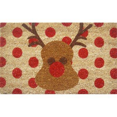Rudolf Doormat