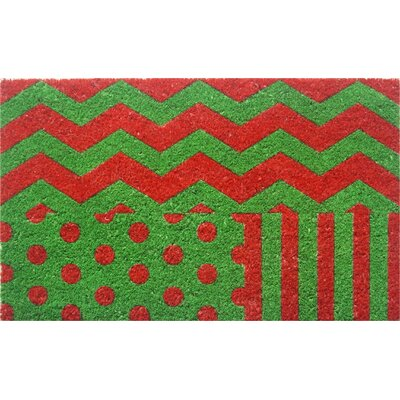 Wrapping Paper Doormat