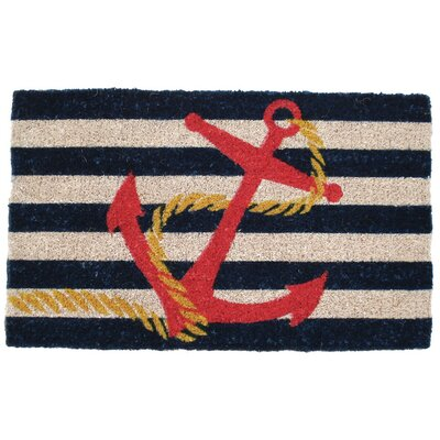 Wilhelmina Anchor Doormat