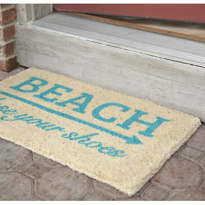 Lose Your Shoes Doormat