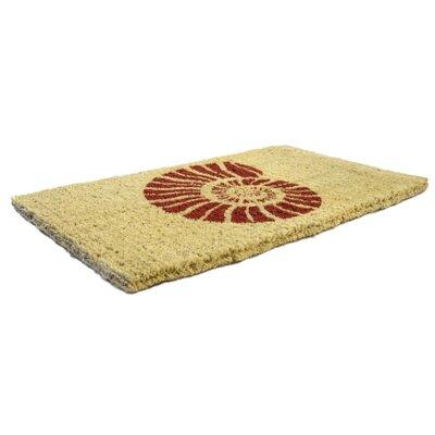 Nautilus Handwoven Doormat