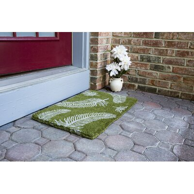 Feathers Handwoven Doormat