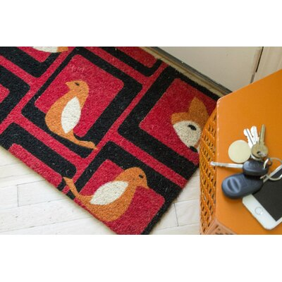 Sweet Home Foxy Doormat
