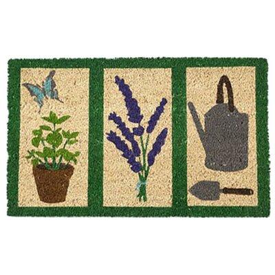Sweet Home Garden Tools Doormat