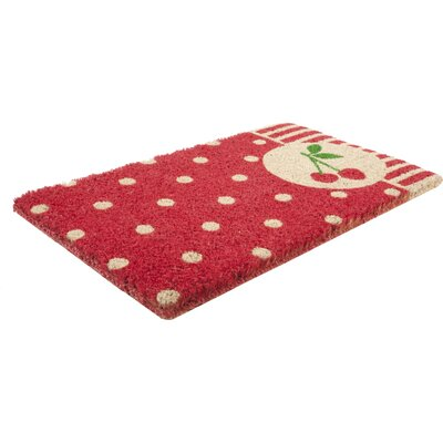 Cherries Doormat