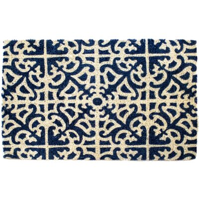 Williamsburg Parterre Doormat