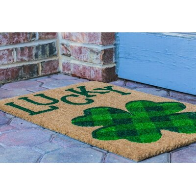 Sweet Home Lucky Doormat