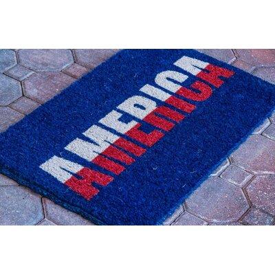 America Doormat