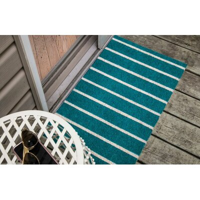 Sweet Home Stripes Doormat