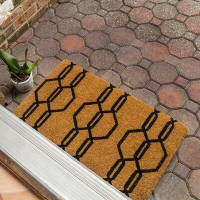 Gossamer Doormat Rug Size: Rectangle 3 x 6