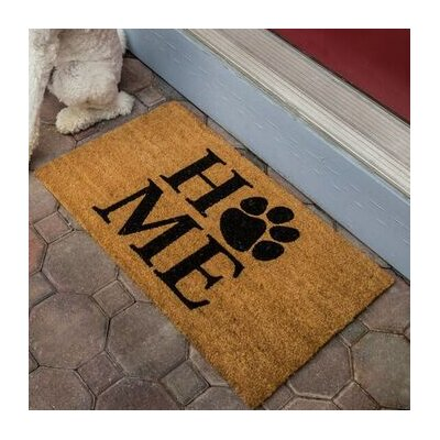 Sweet Pet Home Doormat