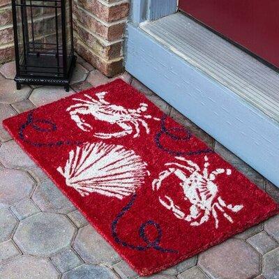 Sand Crabs Doormat