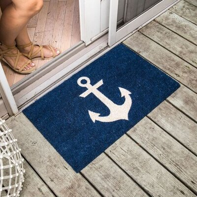 Sweet Home Anchor Doormat