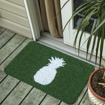 Simplicity Delicious Pineapple Door Mat