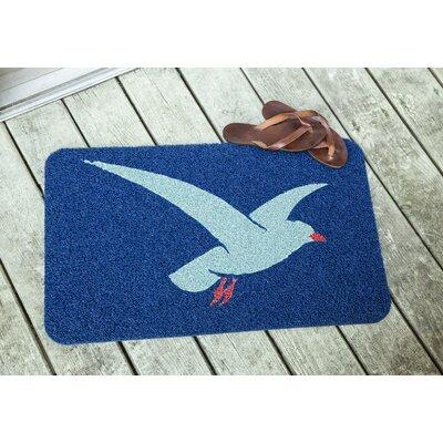 Simplicity Elegant Seagull Door Mat
