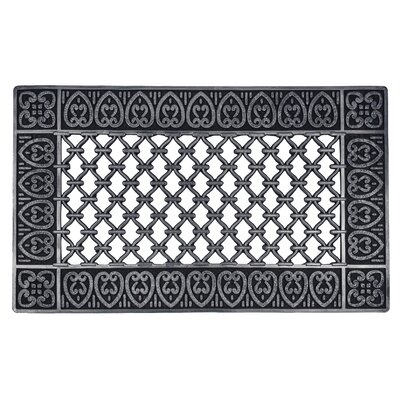Timeless Moroccan Recycled Rubber Door Mat