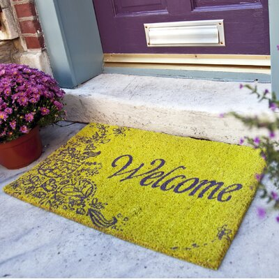 Sweet Home Welcome Doormat