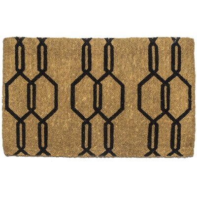 Gossamer Doormat Mat Size: Rectangle 16 x 26
