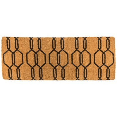 Gossamer Doormat Rug Size: Rectangle 16 x 311