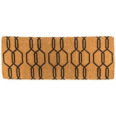 Gossamer Doormat Rug Size: 16 x 311