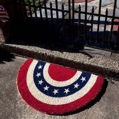 Artemesia Americana Doormat Size: 18 x 30