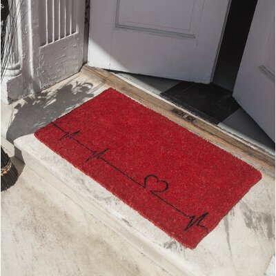 Dumond Heartbeats Doormat