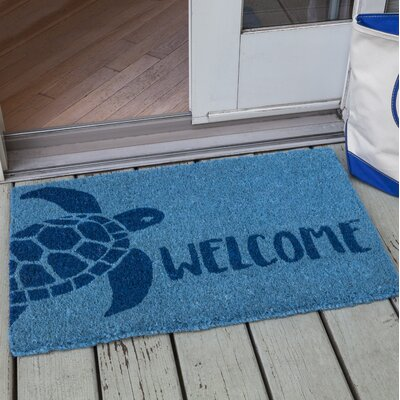 Metz Turtle Doormat