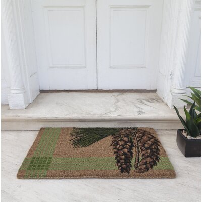 Kindra White Pine Doormat
