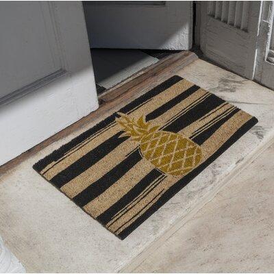 Pepin Golden Pineapple Doormat