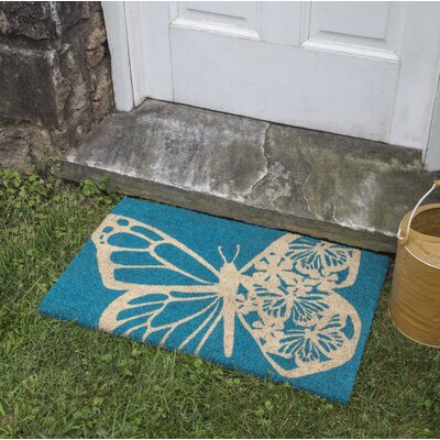 Cashion Butterfly Doormat
