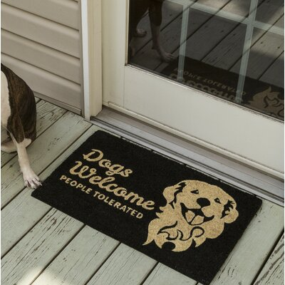 Mash People Tolerated Doormat