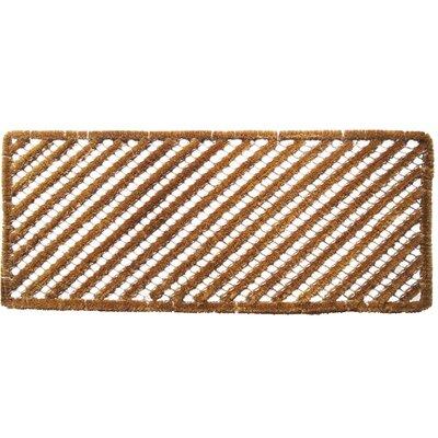 Stripes Long Doormat Boot Scraper