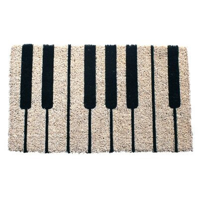 Lattimer Piano Doormat