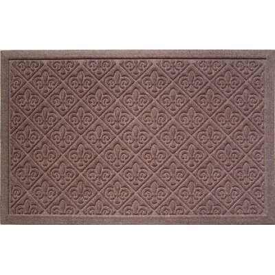 Weather Beater Fleur Dy Lis Doormat