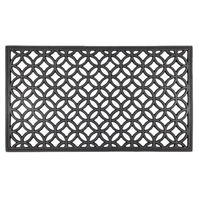 Scurry Circle Chains Doormat