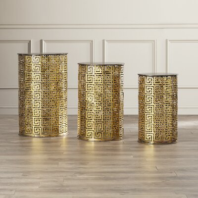 Nemesis 3 Piece Nesting Tables