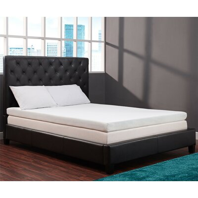 RenewFoam Mattress Topper Size: Full