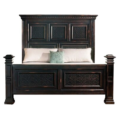 Carmel Platform Bed Size: Queen