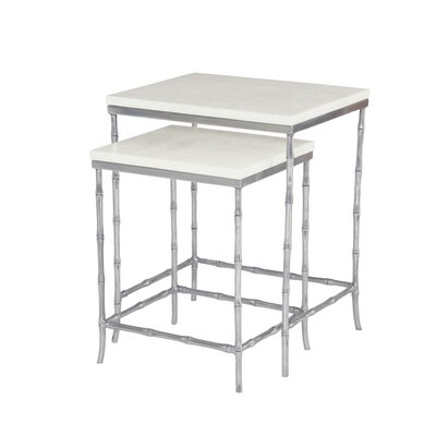 Sarita 2 Piece Nesting Tables