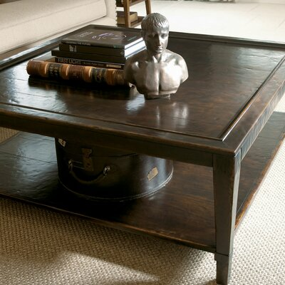 Vintage Patina Coffee Table