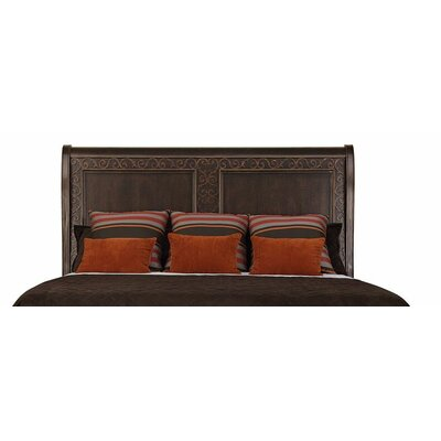 Pacific Canyon Sleigh Headboard Size: King