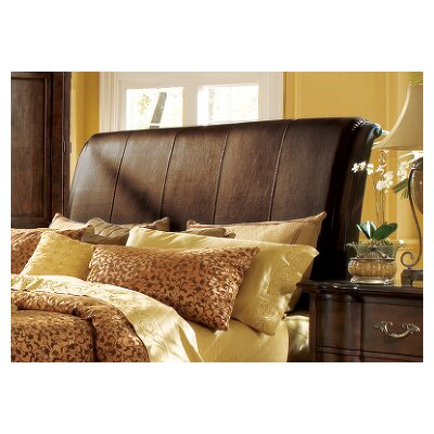 Belmont Queen Upholstered Sleigh Headboard