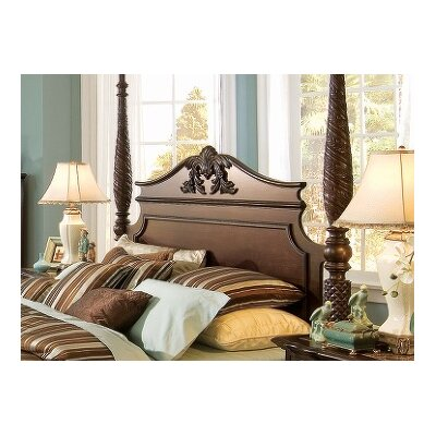 Belmont Poster Panel Headboard Size: King