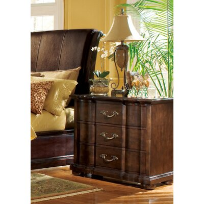 Belmont 3 Drawer Bachelor?s Chest