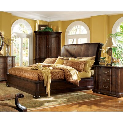Belmont Platform Customizable Bedroom Set