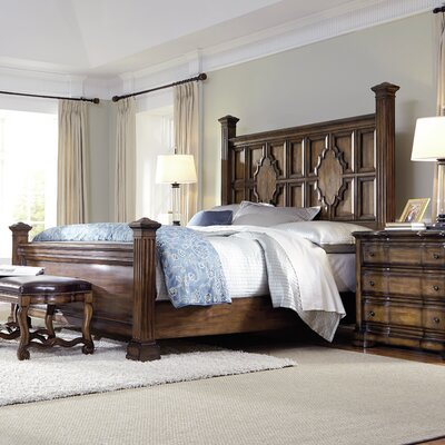Montebello Panel Bed