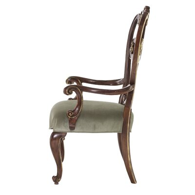 Villa Medici Solid Wood Dining Chair