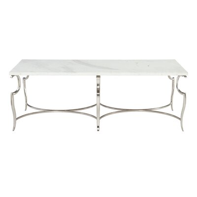 Savoy Place Metal Coffee Table