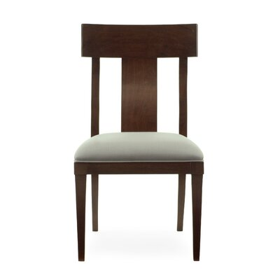 Haven Slat Back Upholstered Dining Chair